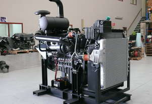 MTU PowerDrive 350HP - Mercedes Benz Powered