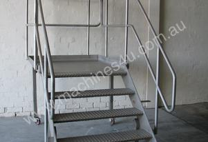 Raised Platform Stainless Steel