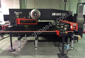 Amada EM M2 Series Servo-Electric Turret Punch Press