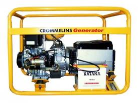 CROMMELINS D69E 6.9KVA  - picture1' - Click to enlarge