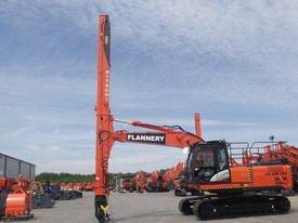 Excavator Telescopic Boom - EXTRACT IN EXCESS OF 300T PER HOUR AT A DEPTH OF 40m  - picture11' - Click to enlarge