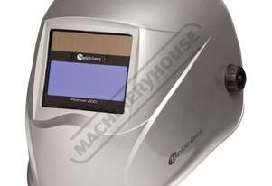 PROMAX 200 Auto Darken Welding Helmet - 9~13 Shade Suits Mig, Arc & Grinding Includes Enhanced Colou
