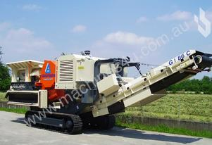 Gasparin   GI 86C Jaw Crusher
