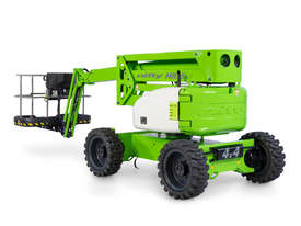 Nifty HR15 4�4 15.7m Self Propelled - low weight, versatile and easy to manoeuvre - picture0' - Click to enlarge