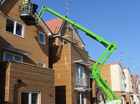 Nifty HR15 4�4 15.7m Self Propelled - low weight, versatile and easy to manoeuvre - picture2' - Click to enlarge