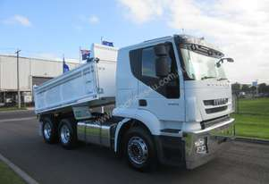 Iveco Stralis AT450 Tipper Truck