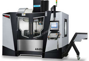 Pinnacle - 5 Axis Vertical Machining Center                                                    AX450