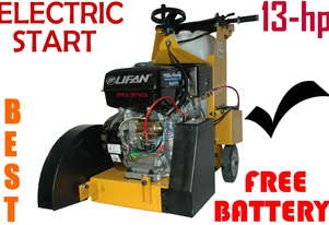 Concrete saw 20'' TOOL POWER 13-hp electric start