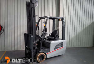 Nissan 1.8T Electric Forklift - Suit Warehouse.