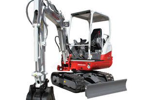 NEW TAKEUCHI TB230 3T CONVENTIONAL