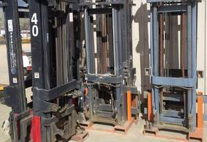 Second Hand Forklift Masts - Orange Location - END OF YEAR SALE ON NOW!