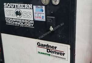 GARDNER DENVER Screw type compressor