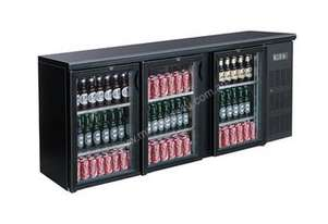 BC3100G - Three Door Drink Cooler