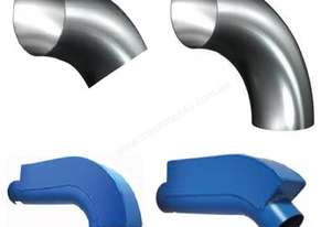 Nederman Bends for High Vacuum Piping