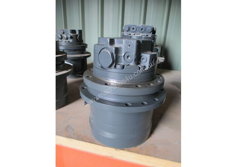NEW AND REBUILT FINAL DRIVES - HITACHI, KOMATSU, KATO, YANMAR, CAT. AND MORE