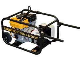 Cromtech Subaru 4kVA Worksite Approved Generator - picture3' - Click to enlarge