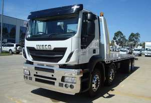 Iveco Stralis AD450 Tilt tray Truck