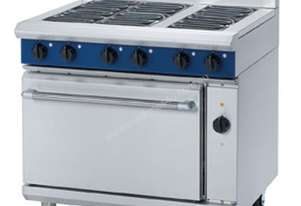 Blue Seal Evolution Series E56D - 900mm Electric Range Convection Oven