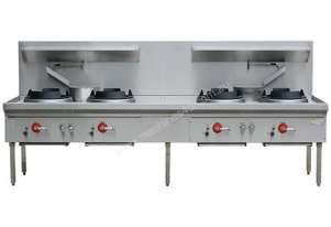 LKK LKK-4B Waterless Wok Burners