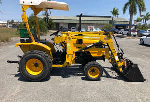Eastwind DF254 FWA/4WD Tractor