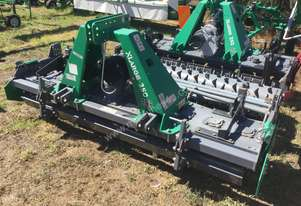 Cimac XL250 Power Harrows Tillage Equip
