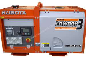 EX DEMO MODEL Kubota GL6000 Generator
