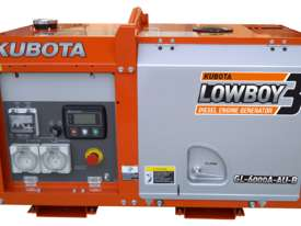 Kubota GL6000 Generator - picture0' - Click to enlarge