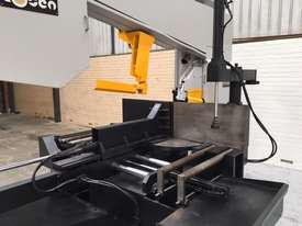 Used Cosen Miter Cutting Bandsaw Model SH 800DM - picture1' - Click to enlarge