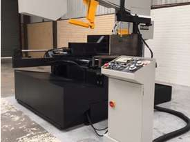 Used Cosen Miter Cutting Bandsaw Model SH 800DM - picture0' - Click to enlarge