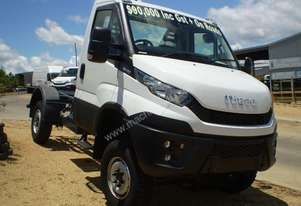Iveco    Cab chassis Truck