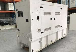 120kW/150KVA 3 Phase Sound proof Diesel Generator.  Perkins Engine.