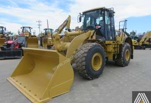 2011 CATERPILLAR 950H WHEEL LOADER
