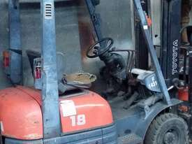 Toyota 6FG18 Forklift 3.7m Lift 1.8 Ton Great Value - picture0' - Click to enlarge