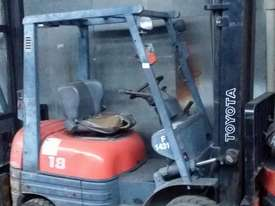 Toyota 6FG18 Forklift 3.7m Lift 1.8 Ton Great Value - picture1' - Click to enlarge