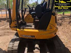 JCB 8035, 3.5ton Excavator, heaps of attachments. EMUS  - picture0' - Click to enlarge