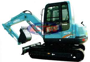 Active Machinery Sunward Excavator – SWE70B
