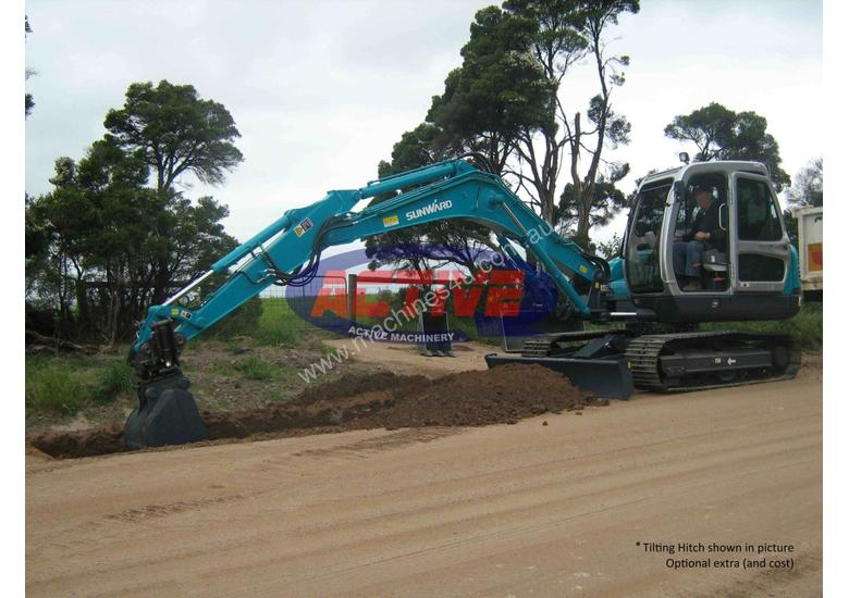 New 2017 sunward Active Machinery Sunward Excavator SWE70B