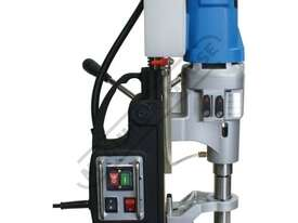 HF-750  Portable Magnetic Drill - 3MT Ø75mm Drill Capacity Manual Feed - picture2' - Click to enlarge