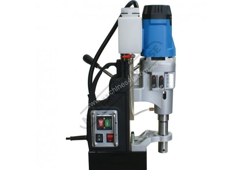 HF-750  Portable Magnetic Drill - 3MT Ø75mm Drill Capacity Manual Feed