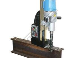 HF-750  Portable Magnetic Drill - 3MT Ø75mm Drill Capacity Manual Feed - picture13' - Click to enlarge