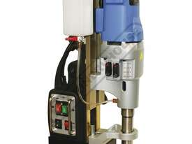 HF-750  Portable Magnetic Drill - 3MT Ø75mm Drill Capacity Manual Feed - picture0' - Click to enlarge