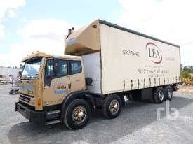 INTERNATIONAL ACCO 2350G Tautliner Truck - picture1' - Click to enlarge