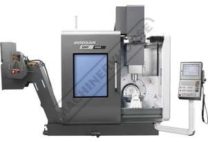 DVF5000 CNC 5 Axis Machining Centre 18,000rpm built-in spindle