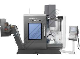 DVF5000 CNC 5 Axis Machining Centre 18,000rpm built-in spindle - picture0' - Click to enlarge