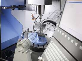 DVF5000 CNC 5 Axis Machining Centre 18,000rpm built-in spindle - picture3' - Click to enlarge