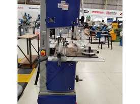 BP-355 Wood Band Saw  345mm throat x 245mm Height Capacity - picture0' - Click to enlarge