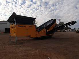 Barford S104 Tracked 2 Deck Screen - picture4' - Click to enlarge