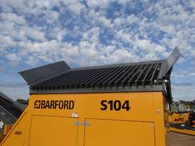 Barford S104 Tracked 2 Deck Screen - picture5' - Click to enlarge
