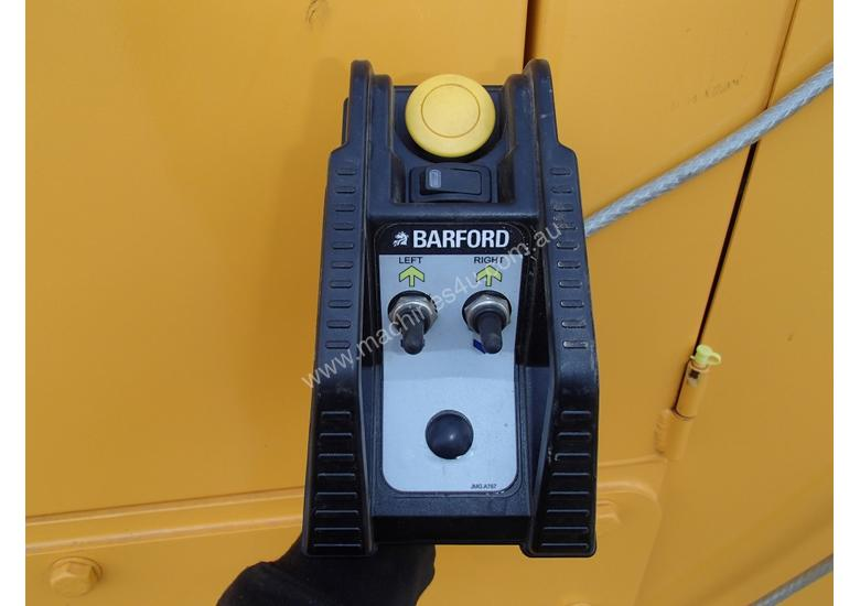 Barford S104 Tracked 3 Deck Screen