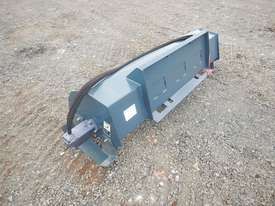 Unused 1800mm Hydraulic Rotary Tiller to suit Skidsteer Loader - 10419-8 - picture2' - Click to enlarge